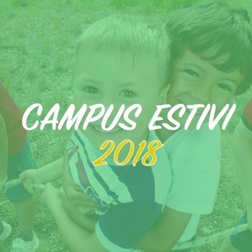 Campus Estivi 2018 Mestre Venezia Padova Treviso