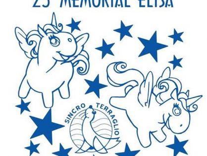MEMORIAL ELISA, DOMENICA EDIZIONE N. 23